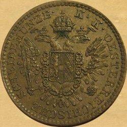 1-2-kreuzer-1851-B - r