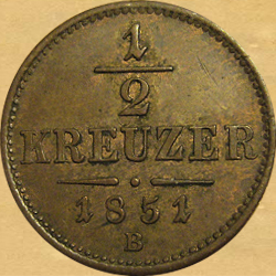 1-2-kreuzer-1851-B