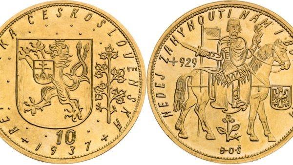 Nejdražší česká mince