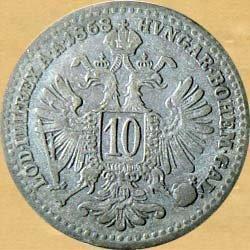 fji-10krejcar-1868bz-1