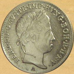 Ferdinand I.(V.), 5 krejcar 1837 – 1848
