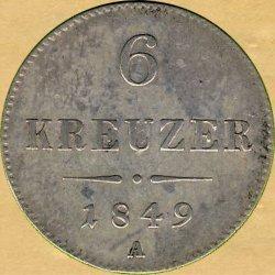 6-krejcar-1849-A-1