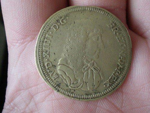 Určení mincí