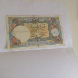 Libanonská a Syrská livra z roku 1939