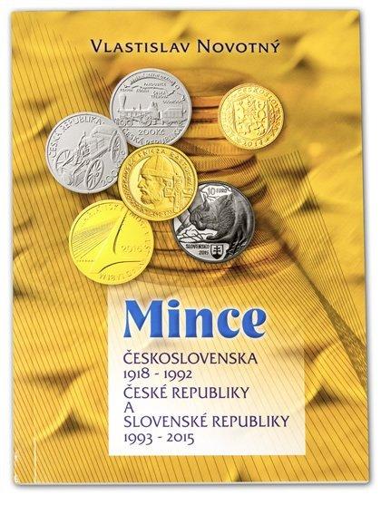 Katalog mincí 2015
