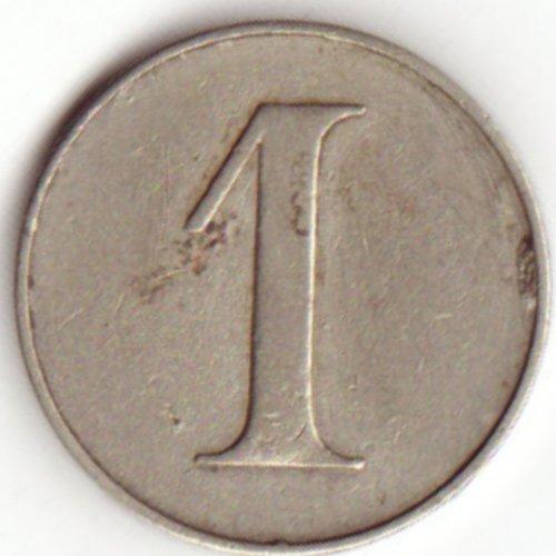 Určení mince