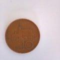 10,- mince z roku 1993